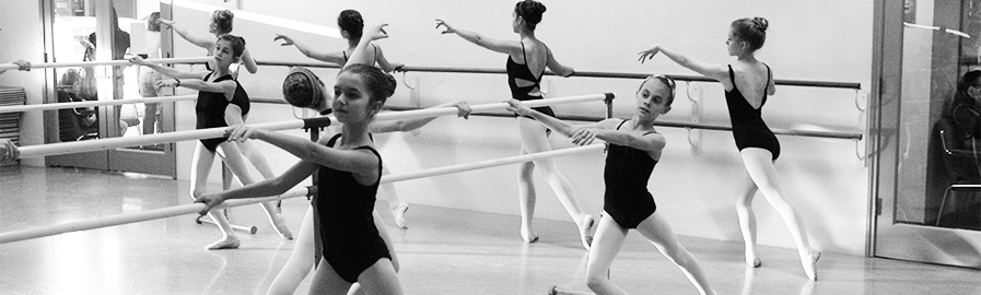 Dallas Ballet Center Ballet Class